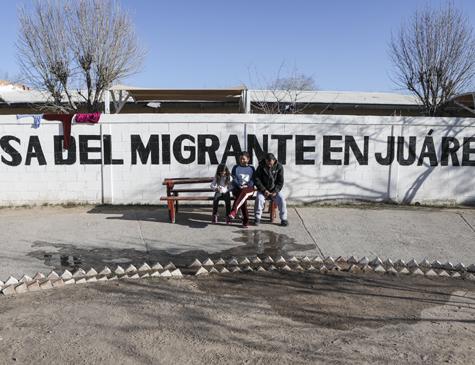 Migrantes brasileiros no México