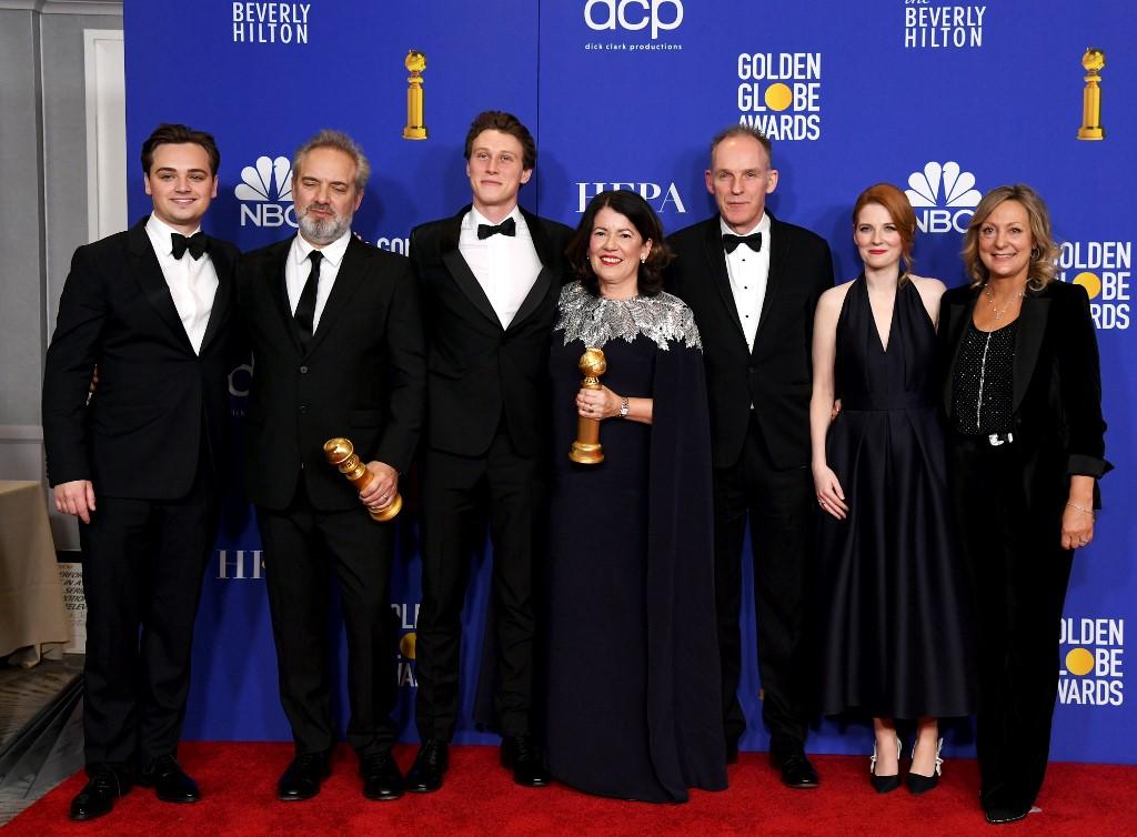 '1917' venceu a principal categoria do Globo de Ouro em 2019