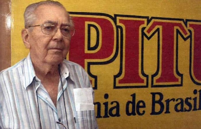 Aluísio Ferrer completaria 92 anos no próximo dia 28 de janeiro