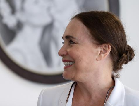 Regina Duarte é a Secretaria de Cultura do Brasil
