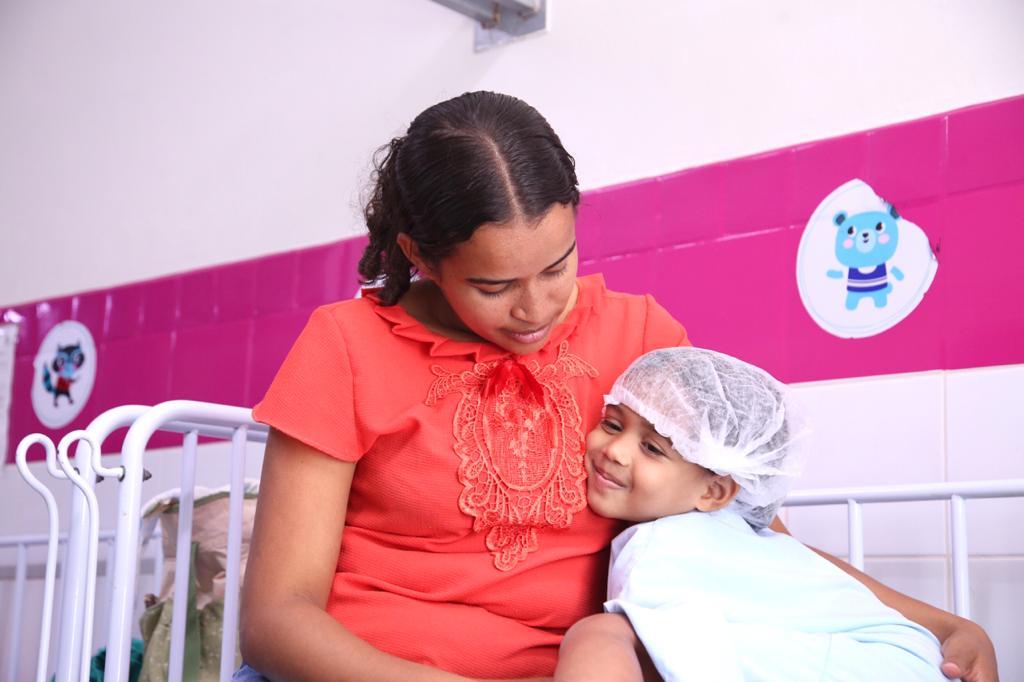 A ampliação de 40 para 64 cirurgias/mês e readequação das demandas vindas de outros municípios, permitiu que o hospital garantisse um serviço de qualidade