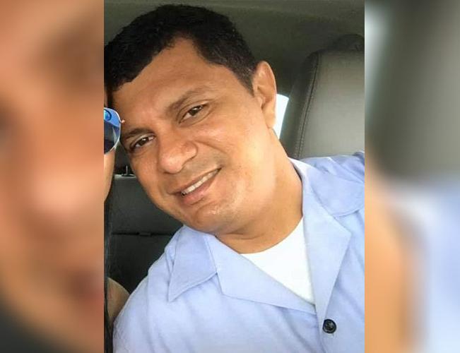 Segundo-sargento da Aeronáutica Manoel Silva Rodrigues