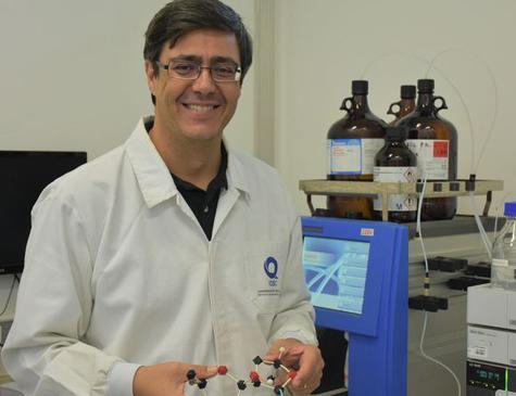 Professor do Instituto de Química de São Carlos Antonio Burtoloso pesquisa derivado do bagaço de cana para produção de plásticos