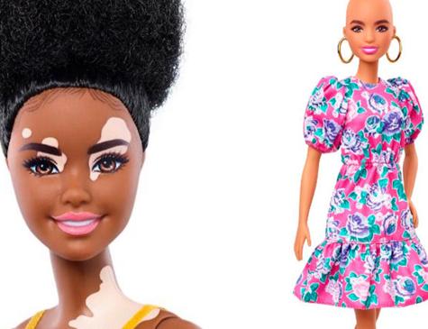Novas bonecas Barbie