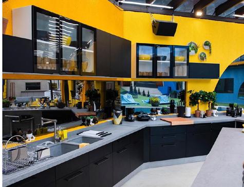 Cozinha do BBB 20
