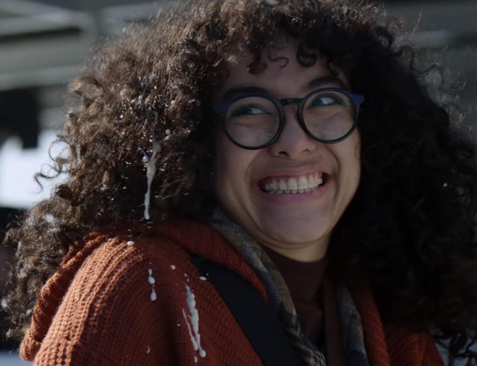 A atriz Elyfer Torres interpreta a protagonista da história