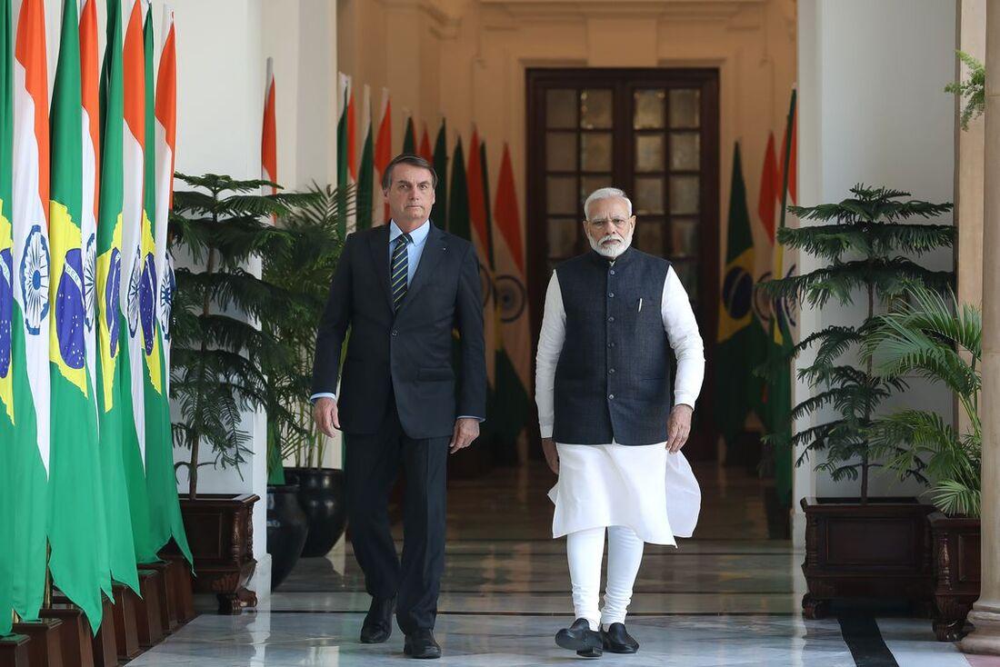 Relação entre o Brasil e a Índia