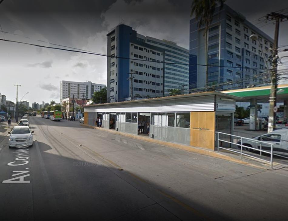 Estação de BRT Padre Inglês I