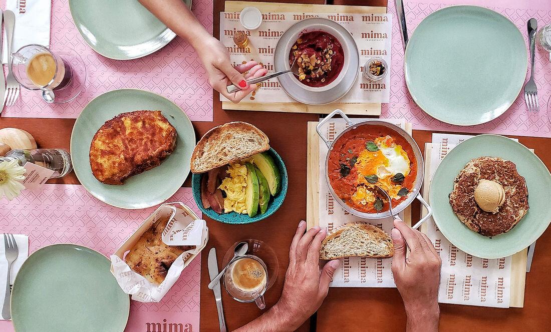 Café da manhã 'de Instagram' é trunfo do Mima