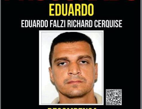 Eduardo Falzi Richard Cerquise é suspeito de ataque ao Porta dos Fundos