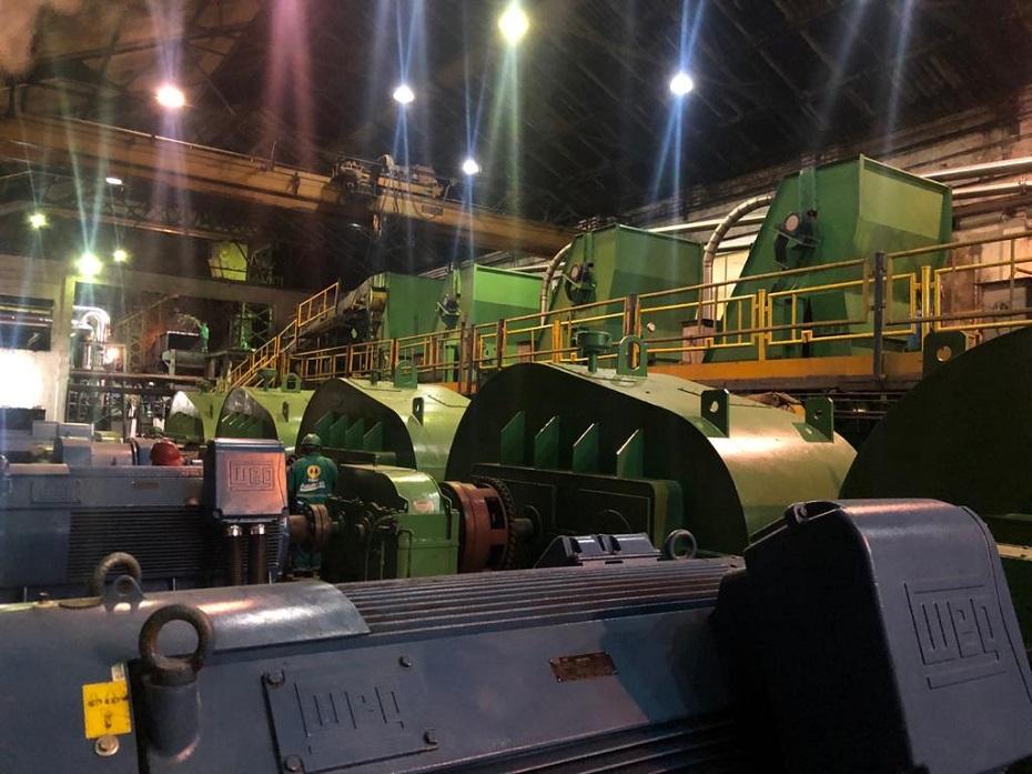 A termelétrica da Coaf terá 12 mil kW de potência instalada