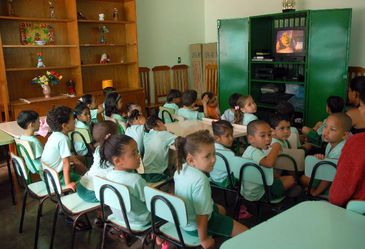 Segundo o Censo Escolar 2019, existem no Brasil 71,4 mil creches