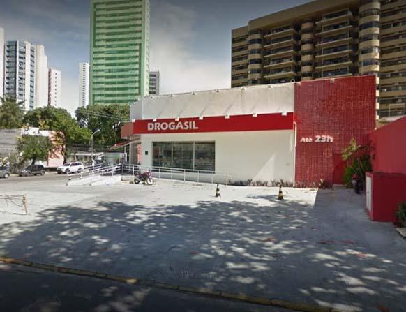 Drogasil em Casa Amarela, bairro da Zona Norte do Recife