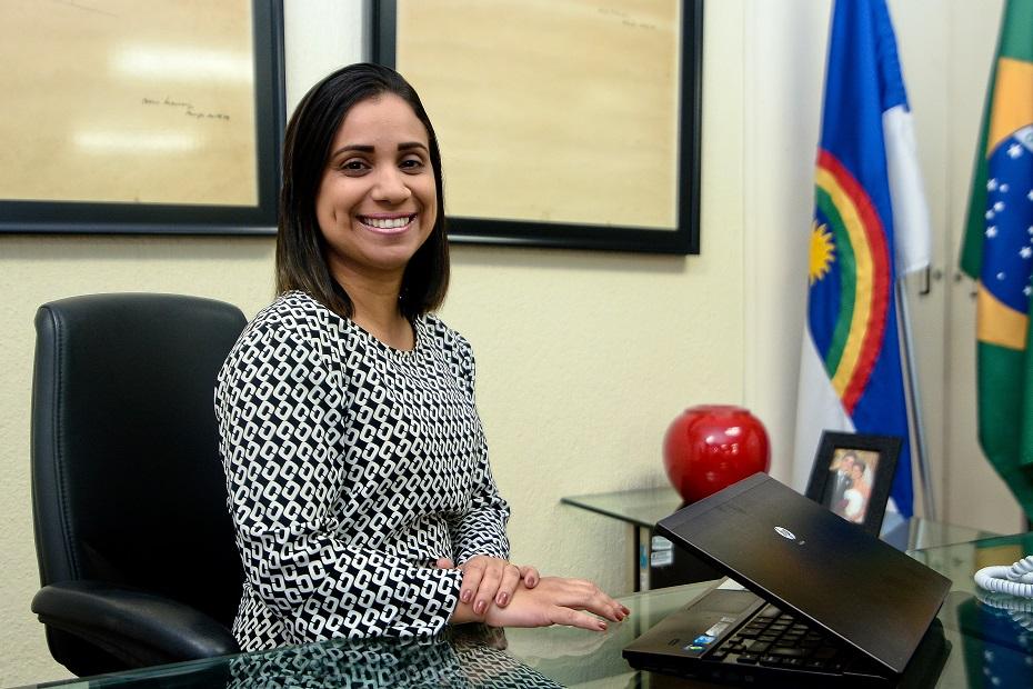 Segundo a secretária Fernandha Batista, o projeto de recursos hídricos é prioridade este ano