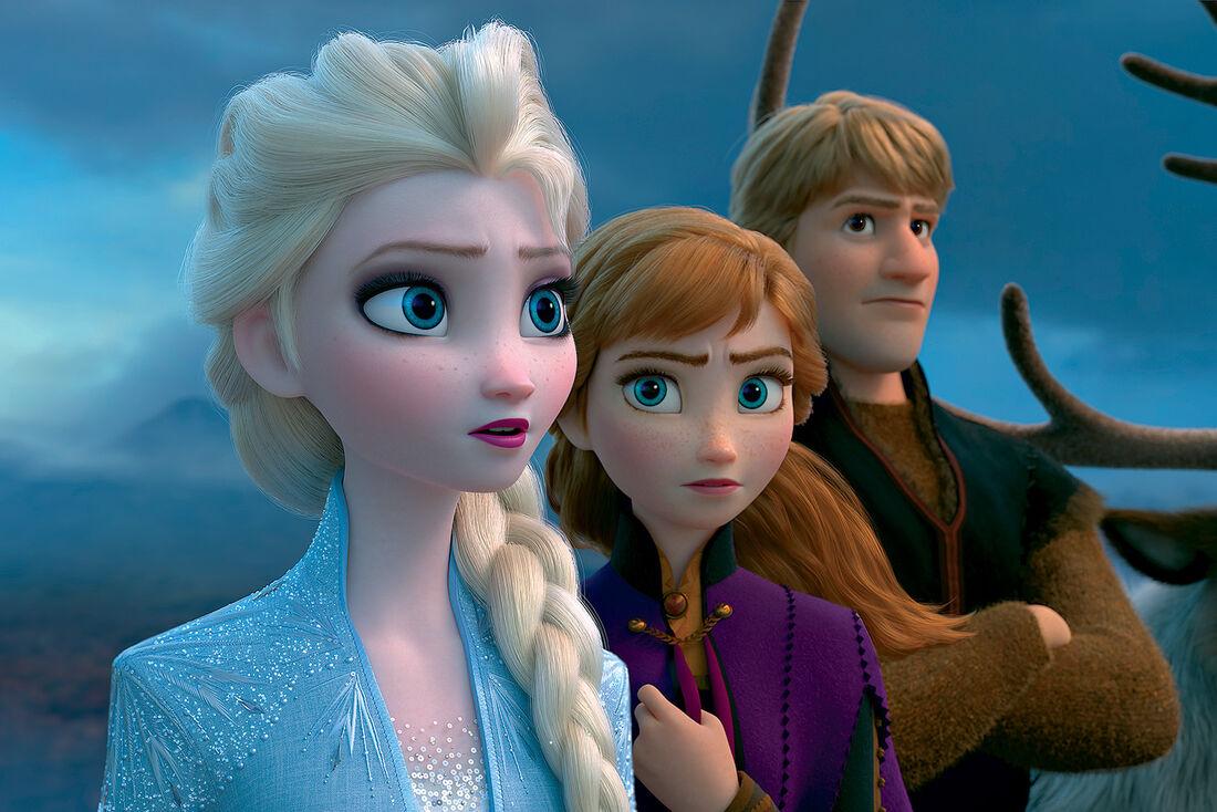 Cena de 'Frozen 2'