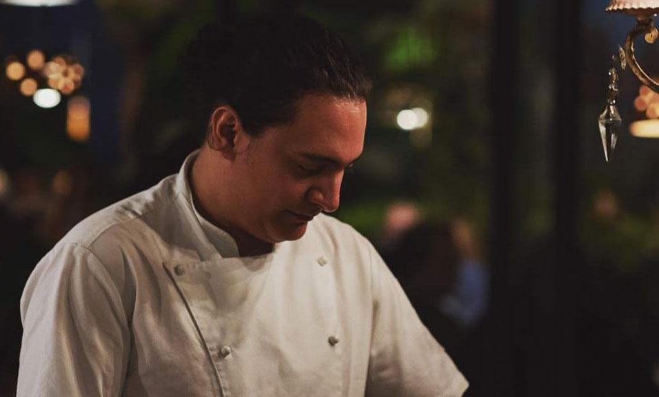 Giraldo, chef do grupo Delia, na Austrália, cozinhará no Recife