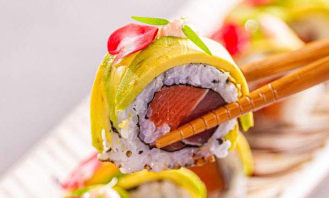 Sushis são feitos sem açúcar e shoyu oferecido não têm glúten