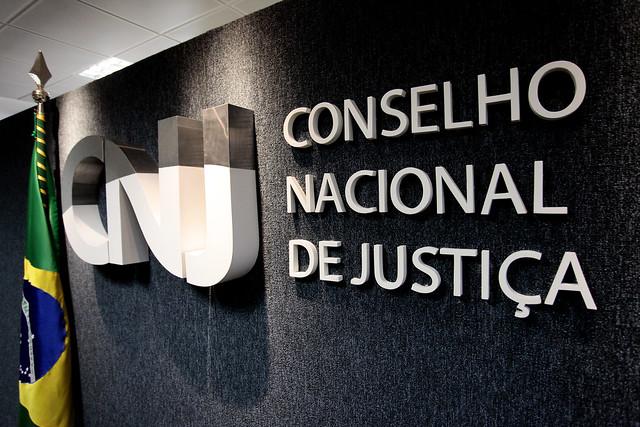 Conselho Nacional e Justiça