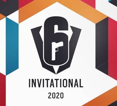 Logo oficial do Six Invitational 2020