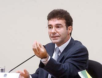 O subprocurador-geral do Ministério Público de Contas, Lucas Furtado