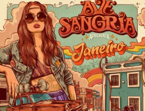 'Janeiro' será lançado nesta quinta (30); banda faz show em 8 de fevereiro, no Estelita