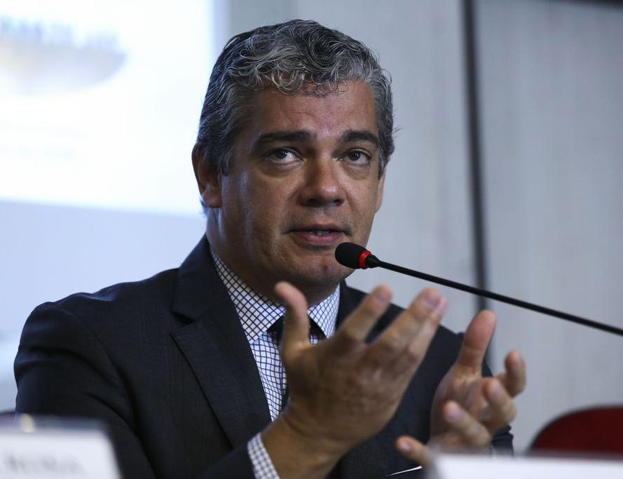 O secretário Especial de Comércio Exterior e Assuntos Internacionais, Marcos Troyjo