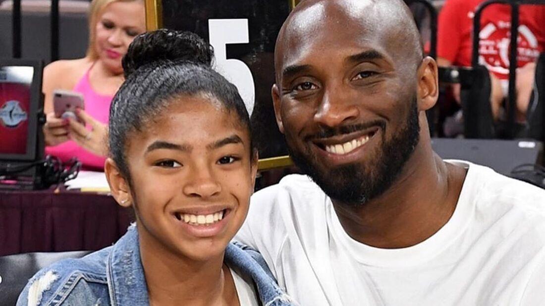 Gianna Maria e Kobe Bryant