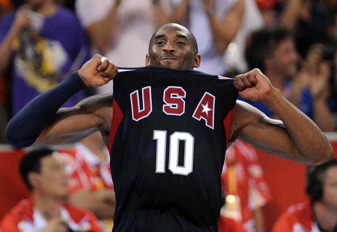 Kobe nutria relação intensa com basquete, quase como uma obsessão