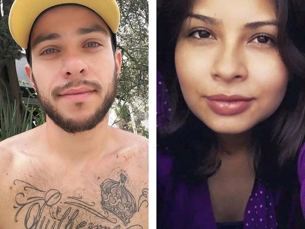 Willy Liger estuprou e matou a jovem Débora Soriano