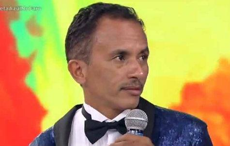 Cantor Manoel Gomes, criador do hit 'Caneta Azul'