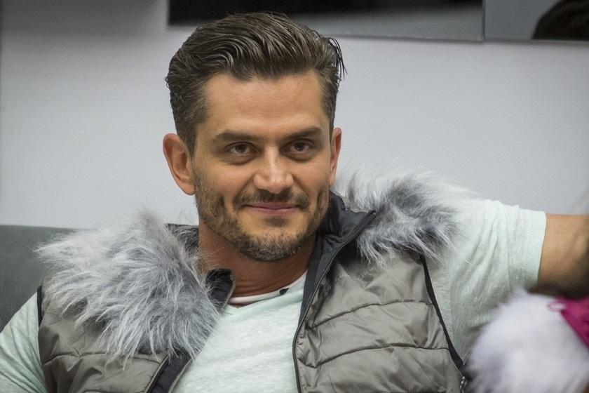 Marcos Harter ex-BBB