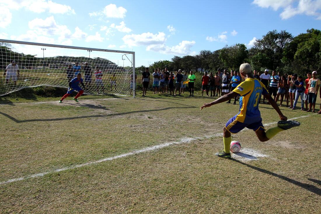Partida do Recife Bom de Bola 2019
