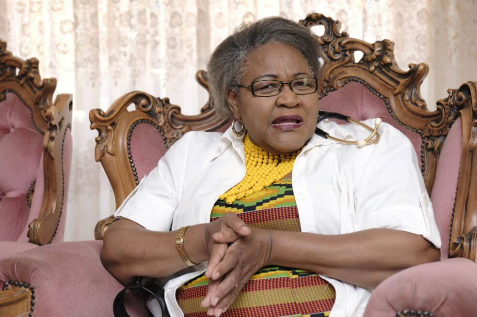 Médica Mamisa Chabula-Nxiweni