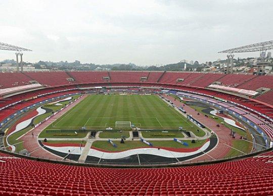 Morumbi, estádio do São Paulo