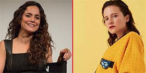 Alice Braga e Bianca Comparato