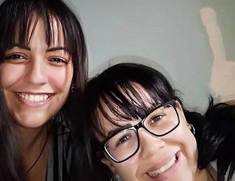 Ana Flávia Menezes Gonçalves, 24 anos (à esq.) e Carina Ramos, 26, presas na quarta-feira (29) em São Bernardo do Campo (ABC)