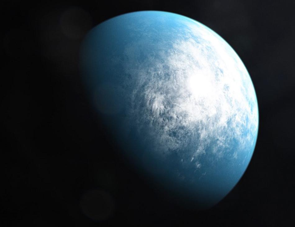 Planeta TOI 700d