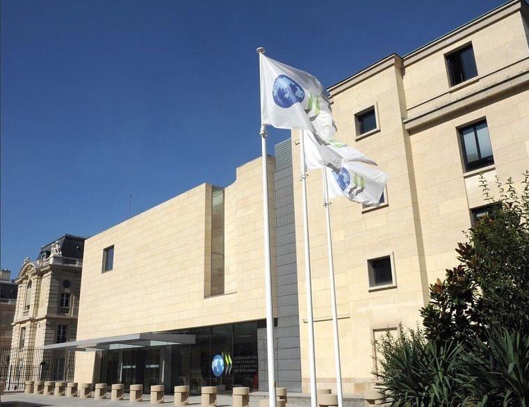 Sede OCDE (Organização para a Cooperação e Desenvolvimento Econômico)