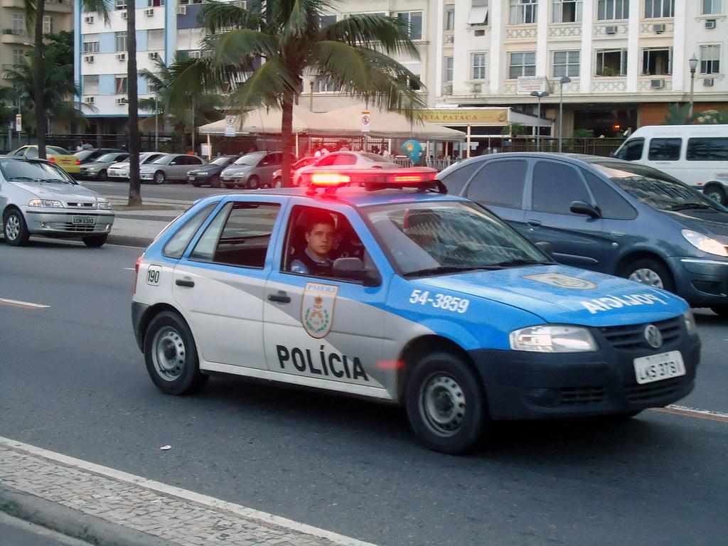 Policiamento do Rio de Janeiro