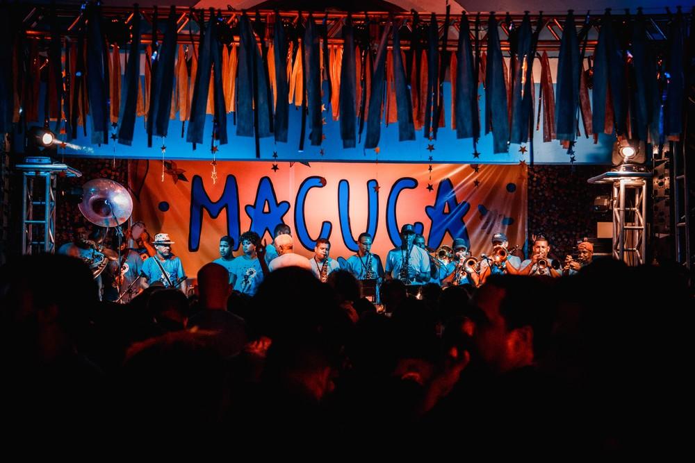 Baile da Macuca