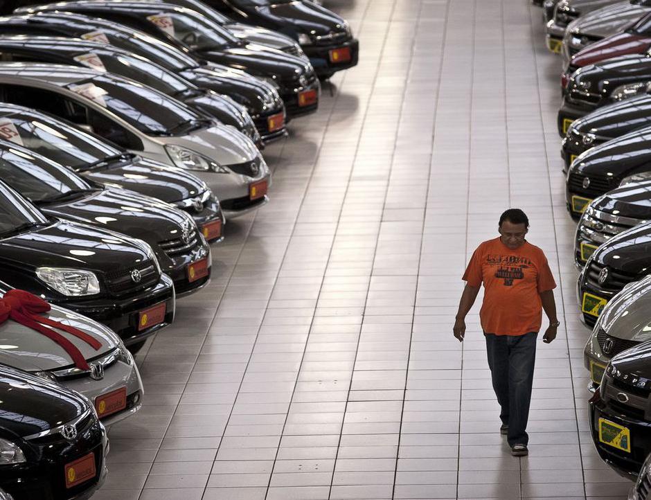 Comércio de carros