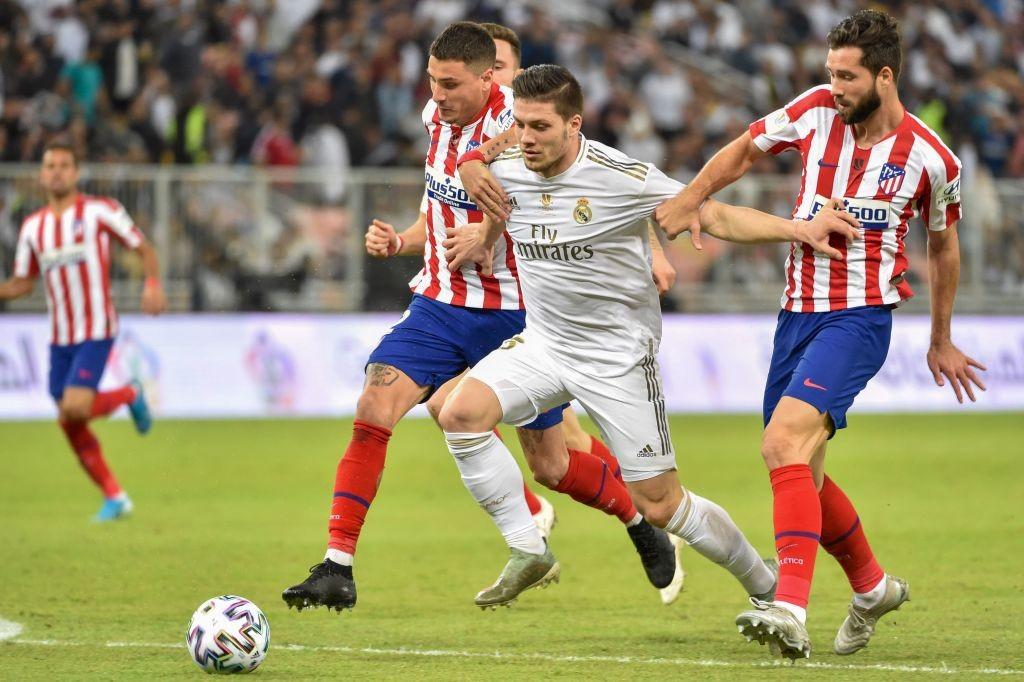 Rivais se enfrentaram pela última vez na Supercopa da Espanha