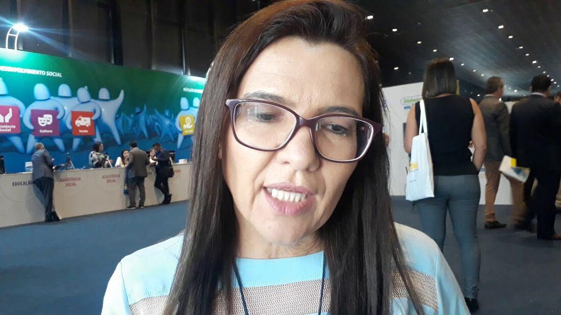 Tânia Maria, de Brejinho, desistiu e vai apoiar um correligionário