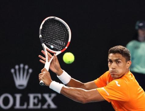 Thiago Monteiro, tenista brasileiro natural do Ceará
