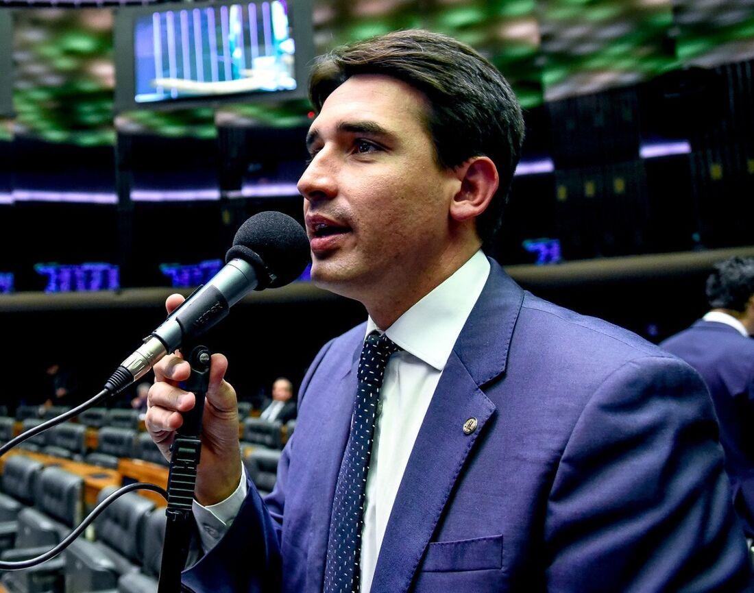Deputado federal Silvio Costa Filho (Republicanos)