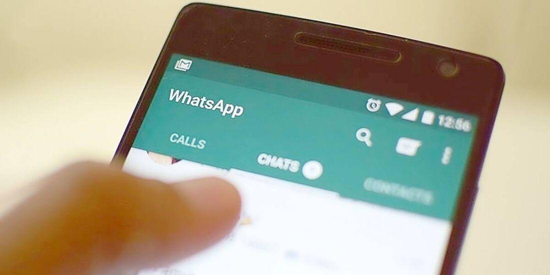 WhatsApp, um dos aplicativos de mensagem mais populares do mundo