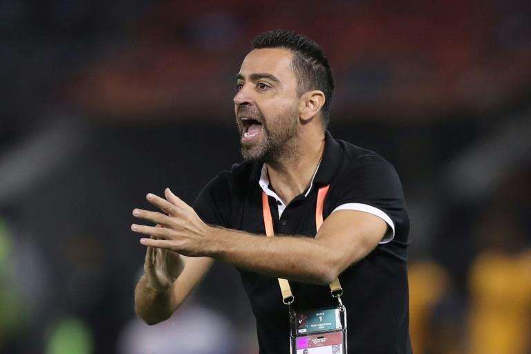 Xavi é treinador do Al Sadd