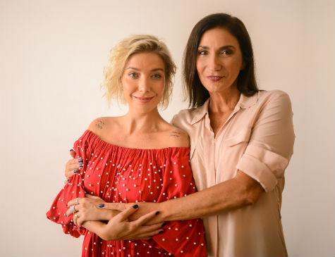 Zizi e Luíza aportam no Teatro Guararapes