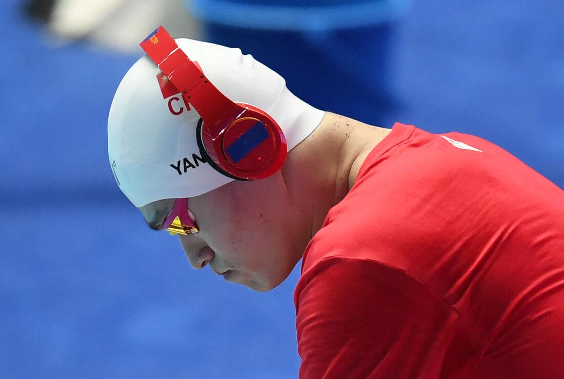 Sun Yang, nadador chinês