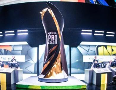 Troféu das finais da ESL Pro League